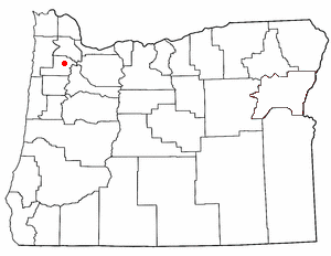 Loko di Carlton, Oregon