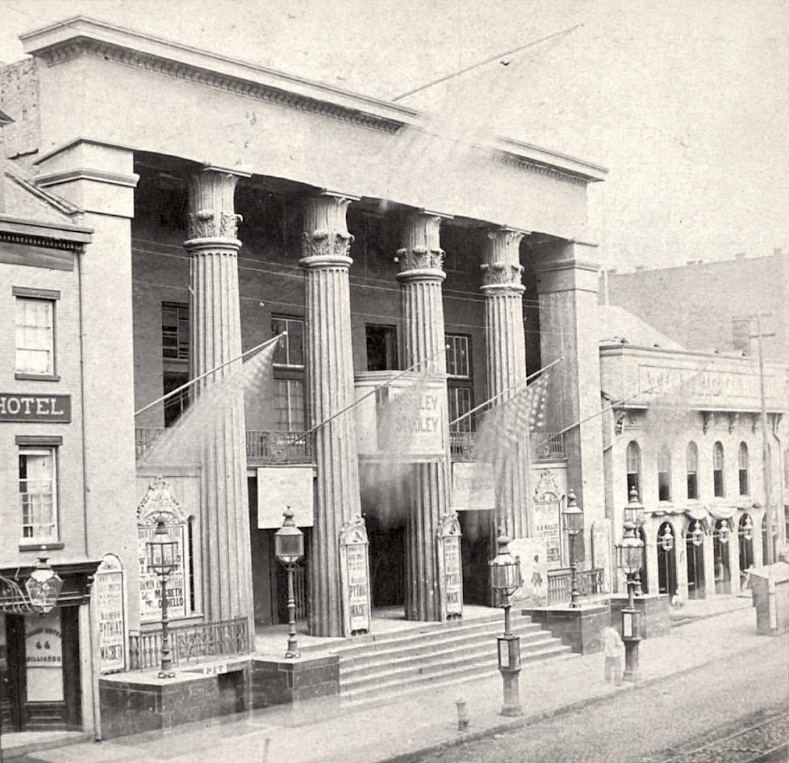 Bowery Theatre Wikipedia