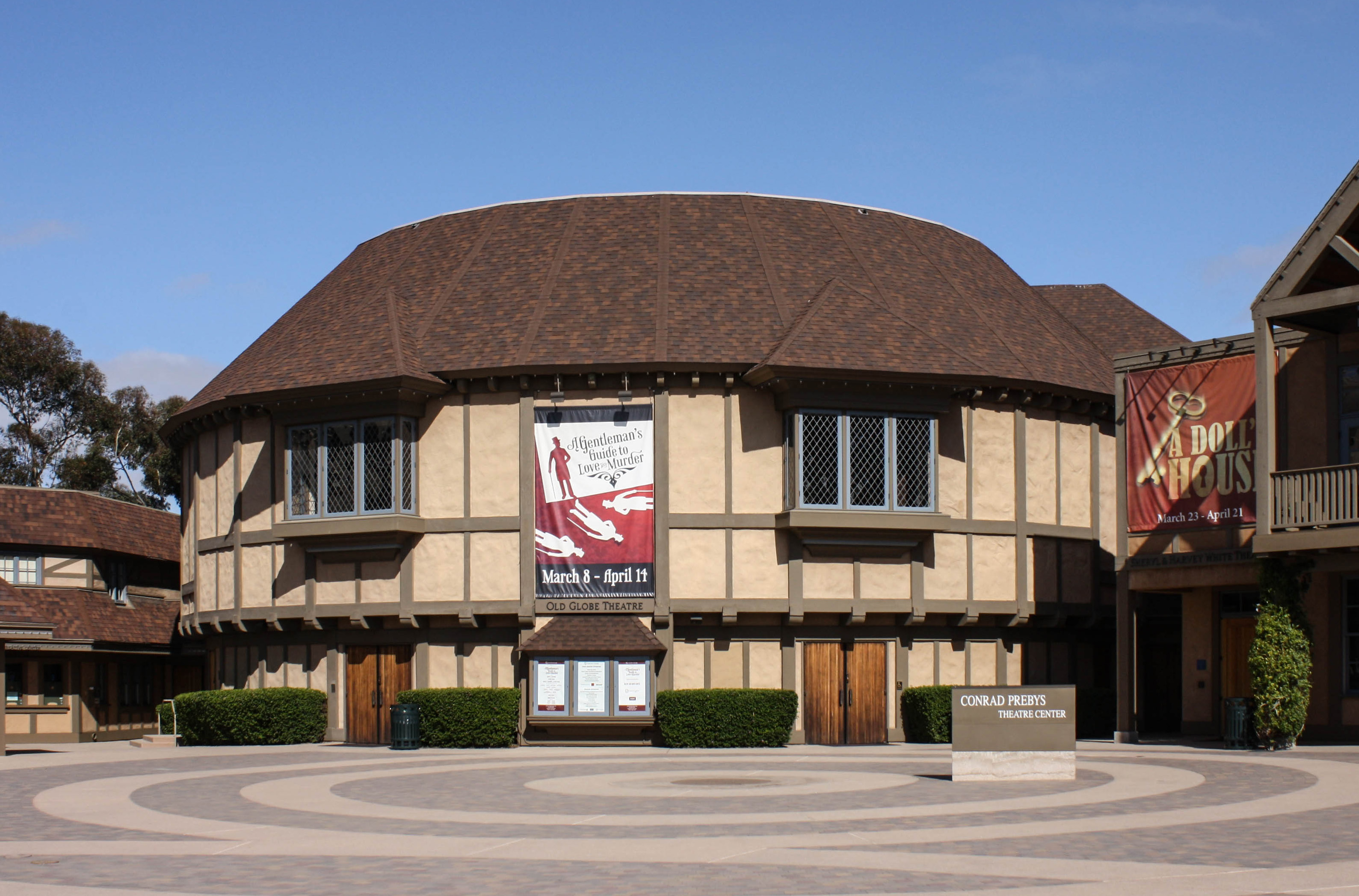 Old Globe Theatre - Wikipedia