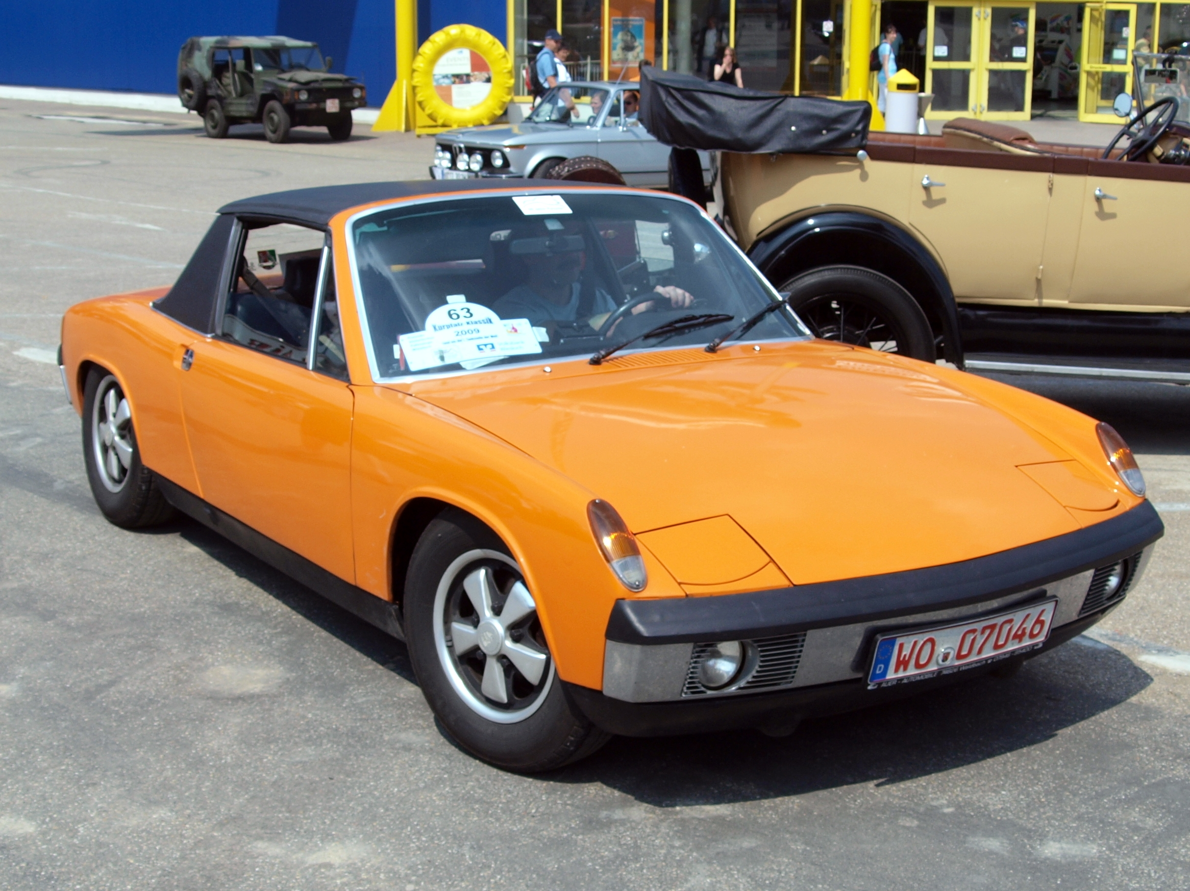 file orange porsche 914 6 photo jpg wikimedia commons. Black Bedroom Furniture Sets. Home Design Ideas