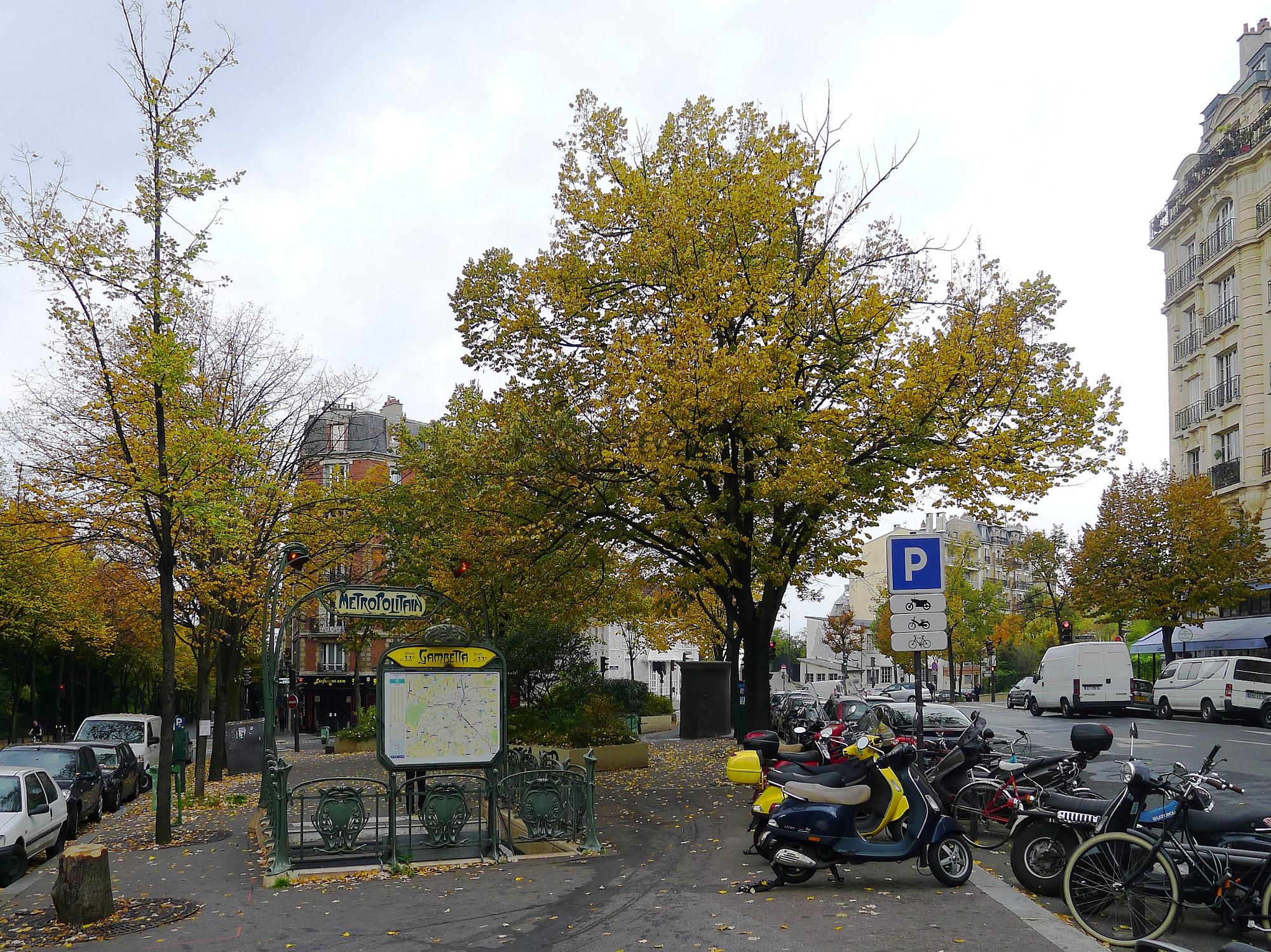 ガンベタ駅