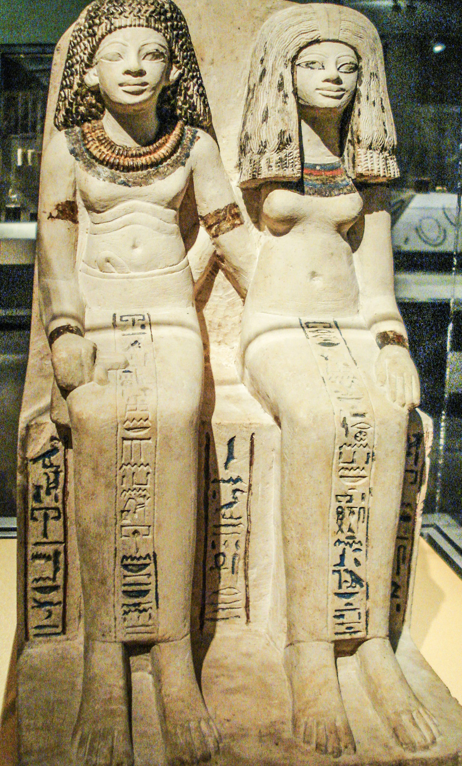 Fichier:Pair statue of Nebsen and Nebet-Ta.jpg - Wikipédia