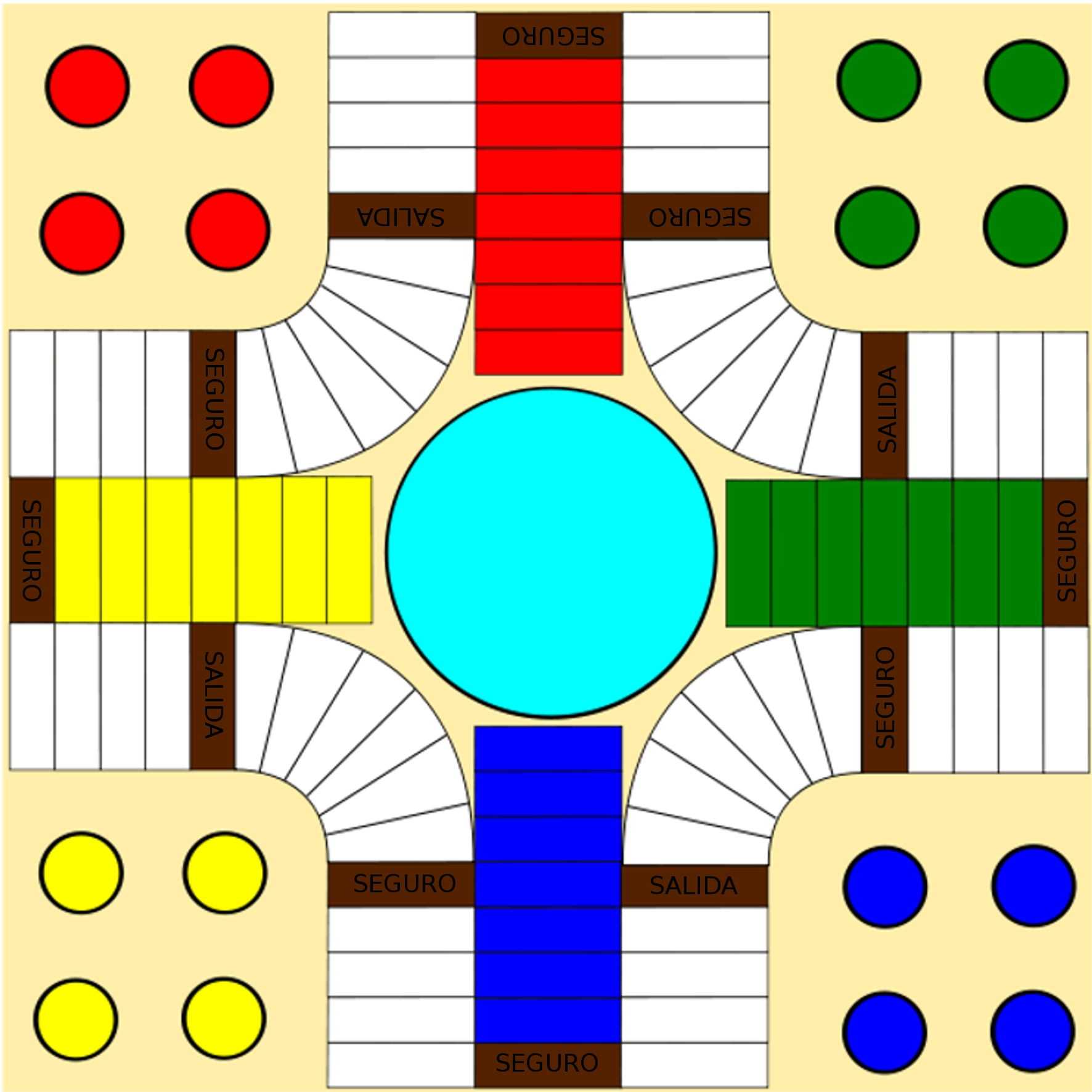 Juegos de mesa moldes y materiales taringa for Divertilandia juego de mesa