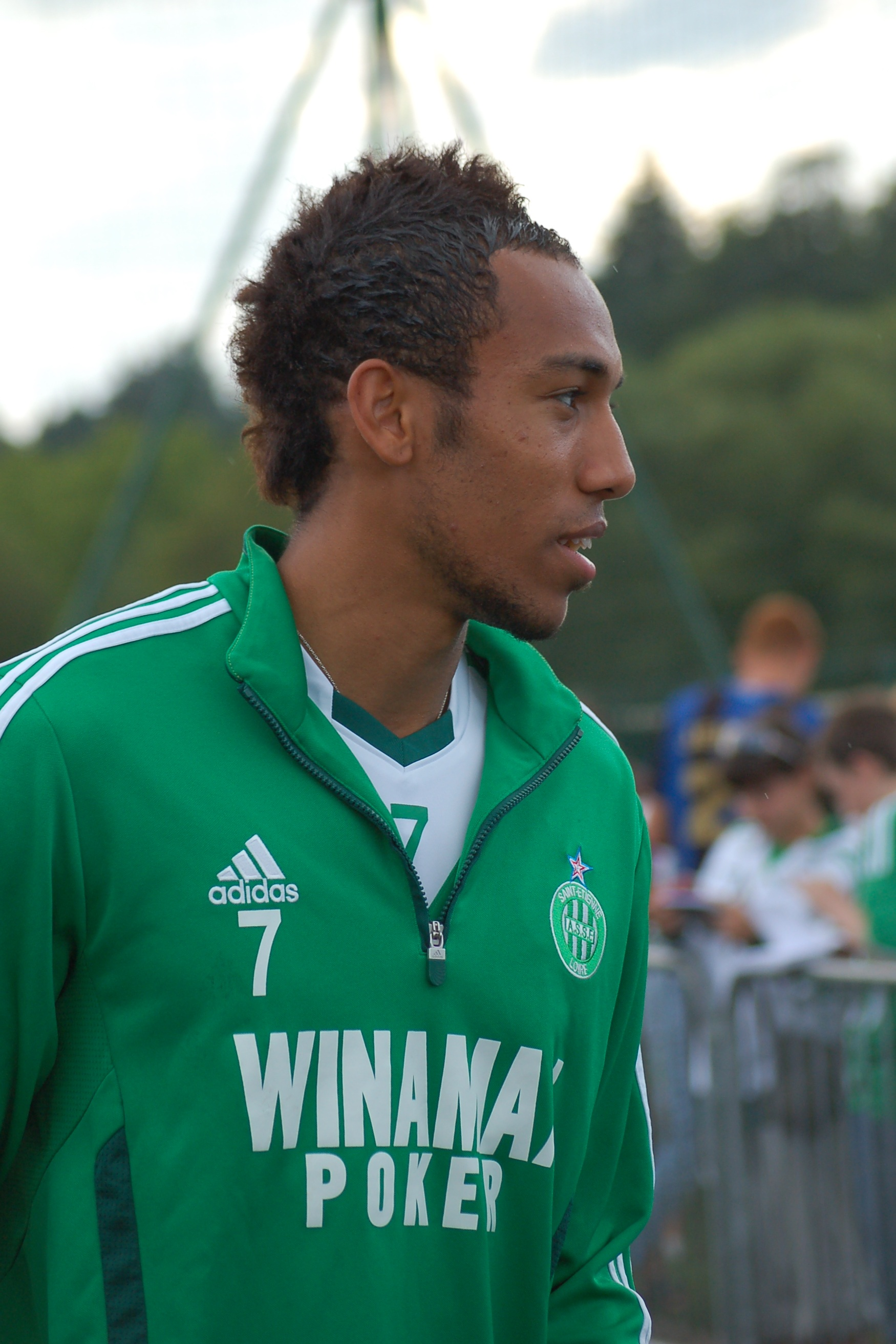 The gallery for --> Pierre Emerick Aubameyang Hairstyle