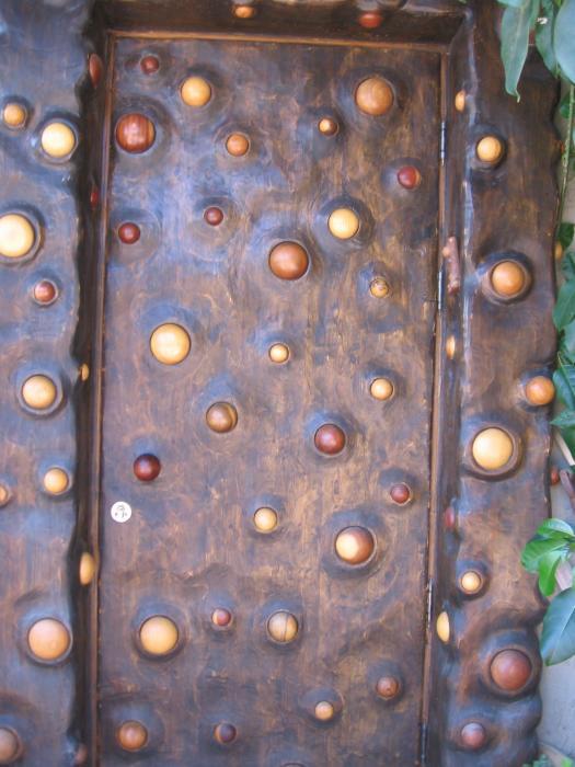 דלת מיוחדת במינה