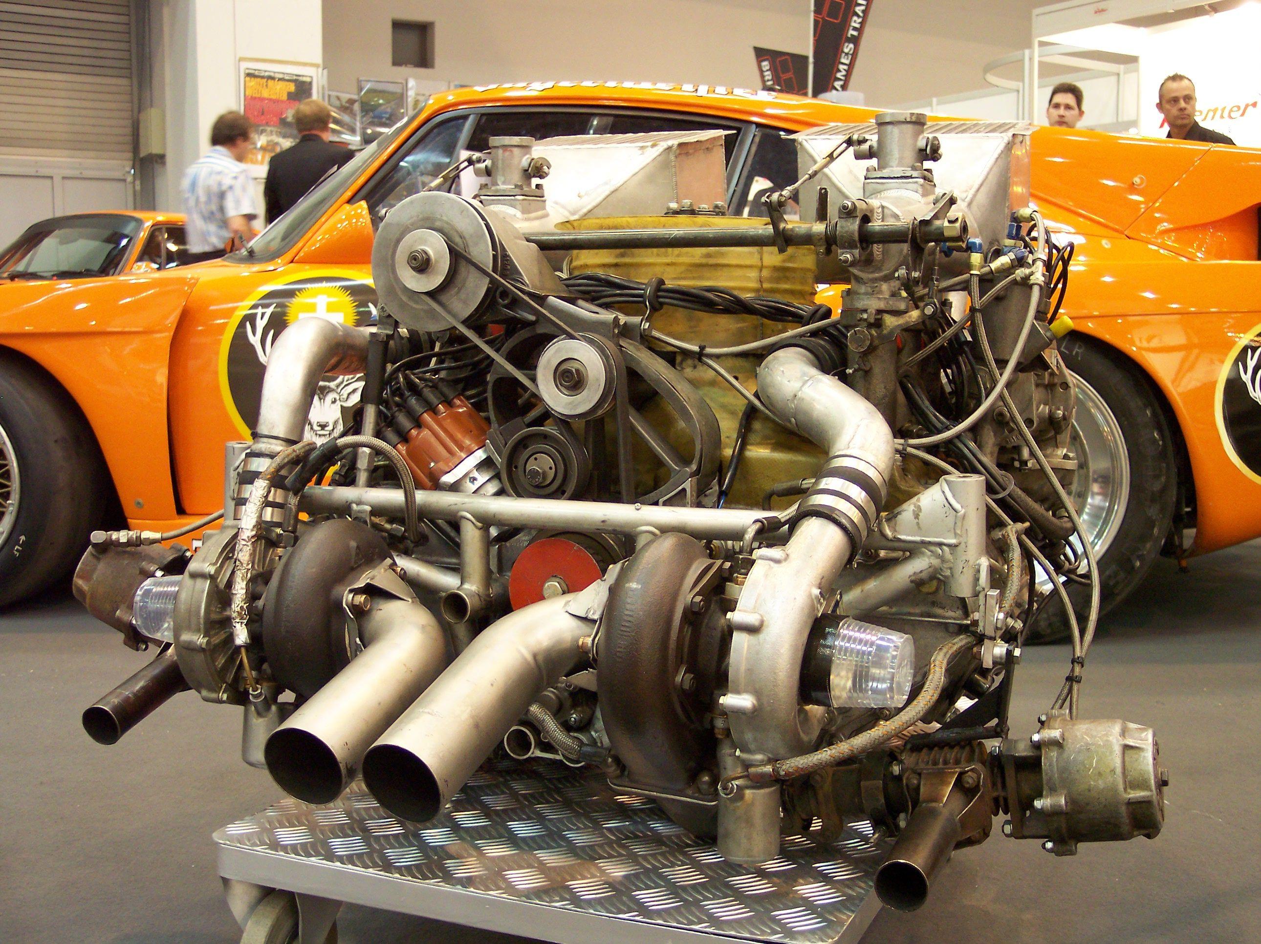 File Porsche 935 Bi Turbo Engine Tce Jpg Wikimedia Commons