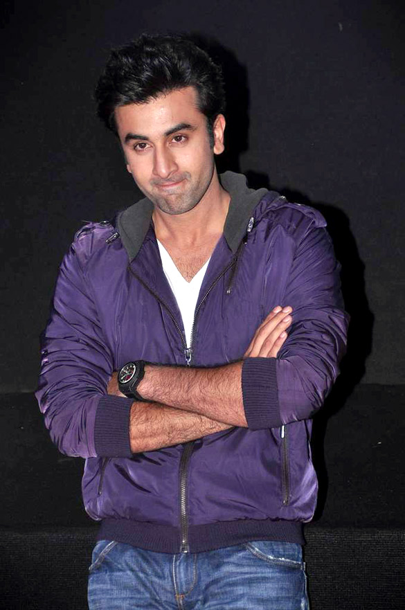 file ranbir kapoor at the launch of barfi promo 07 jpg