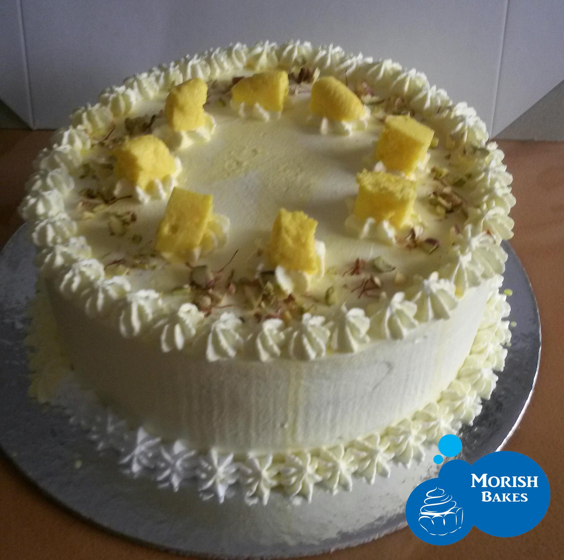 Rasmalai Cake Images
