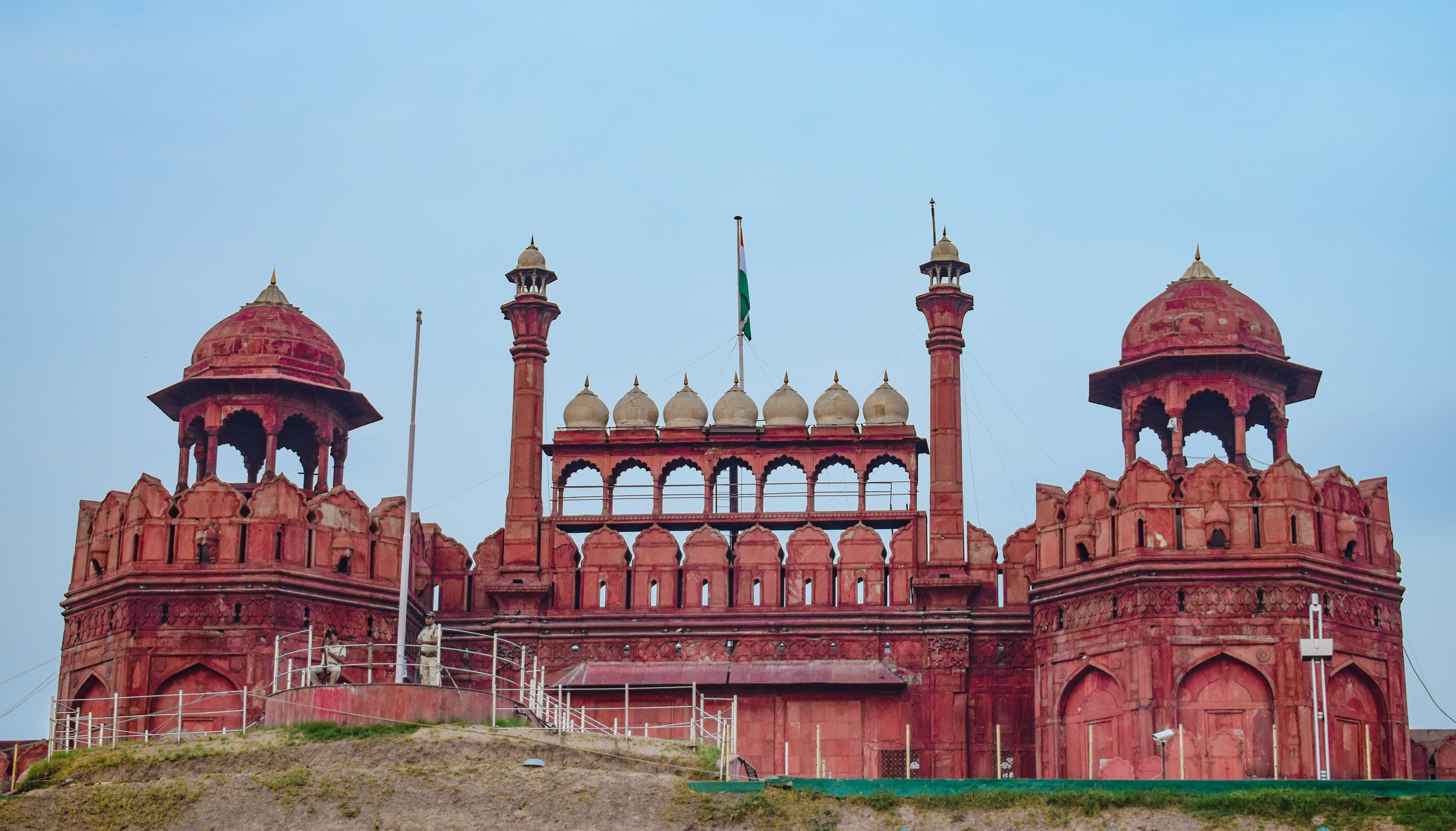 Red Fort - Wikipedia