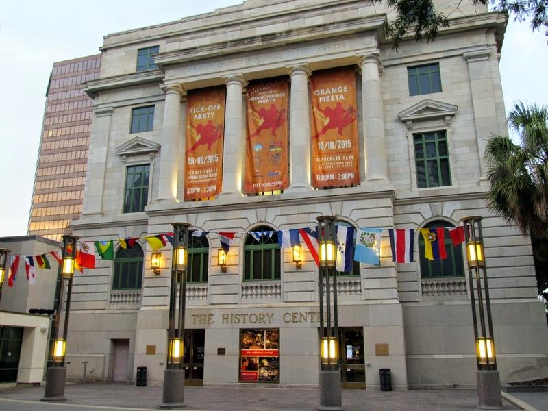 Regional History Center in Orlando