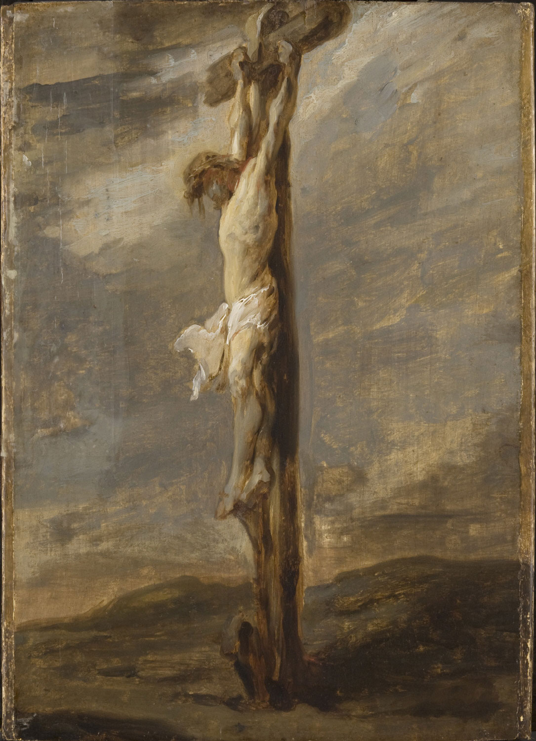 File:Rembrandt - The Crucifixion - Cat478.jpg - Wikimedia Commons