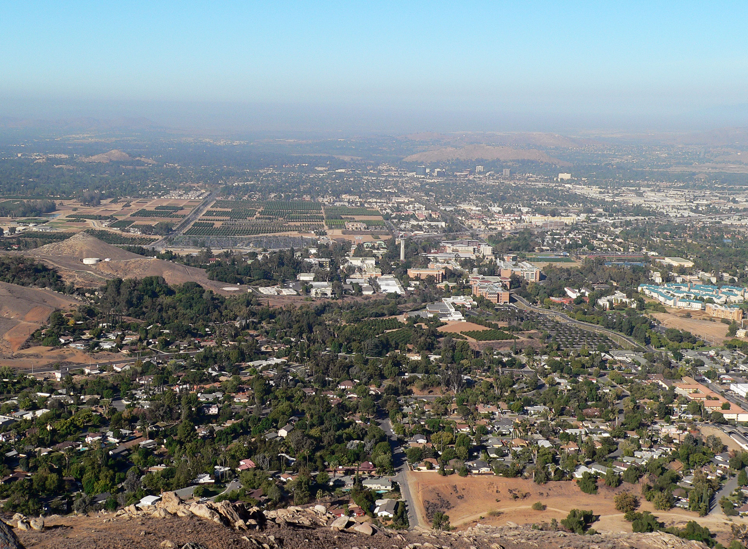 File Riverside California View From Box