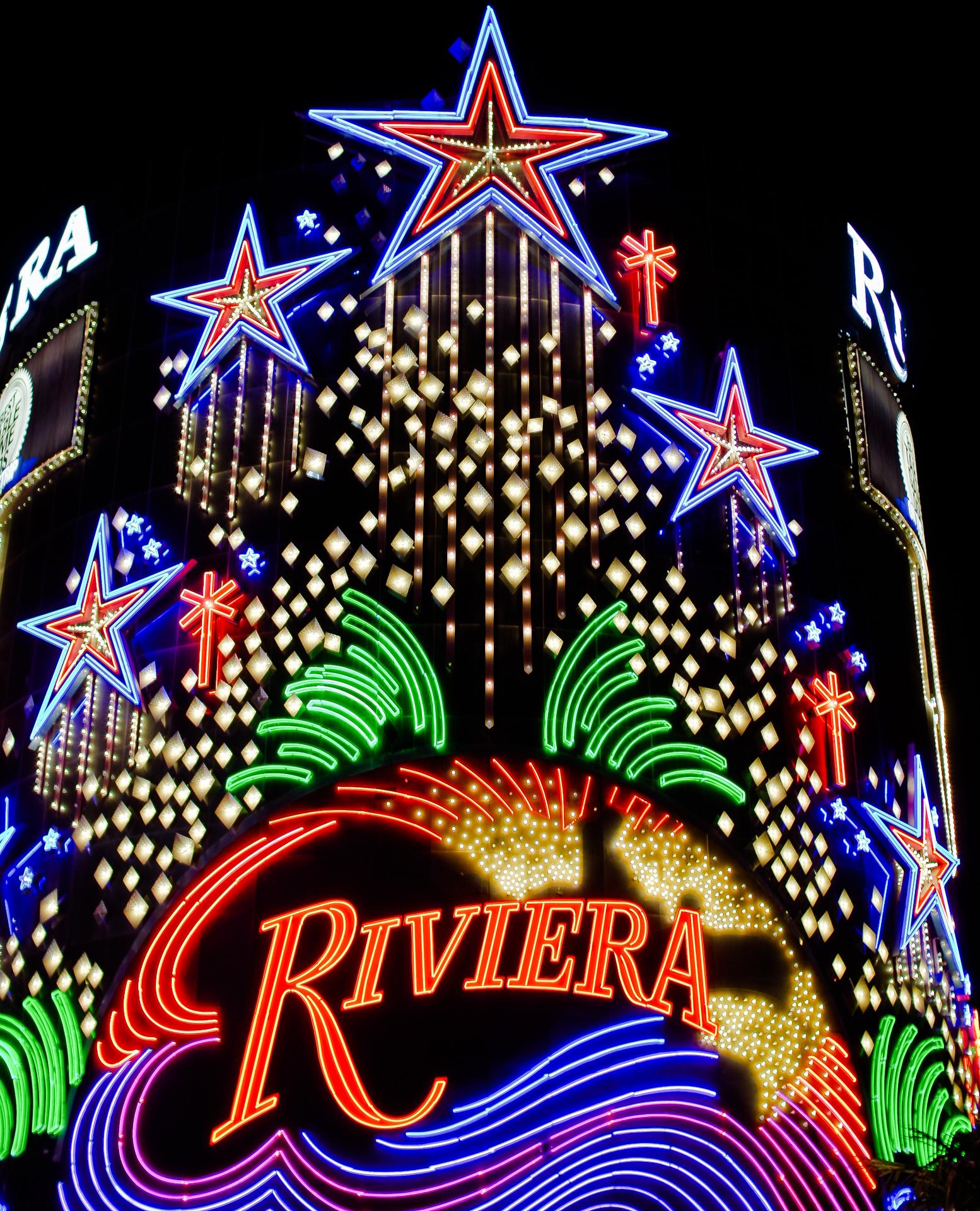 High Quality File:Riviera Hotel Las Vegas Lights Design