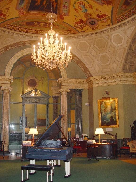 Steinway Hall Wiki
