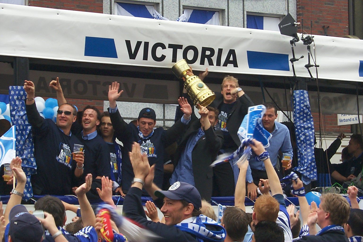 Schalke 04 Pokalsieger