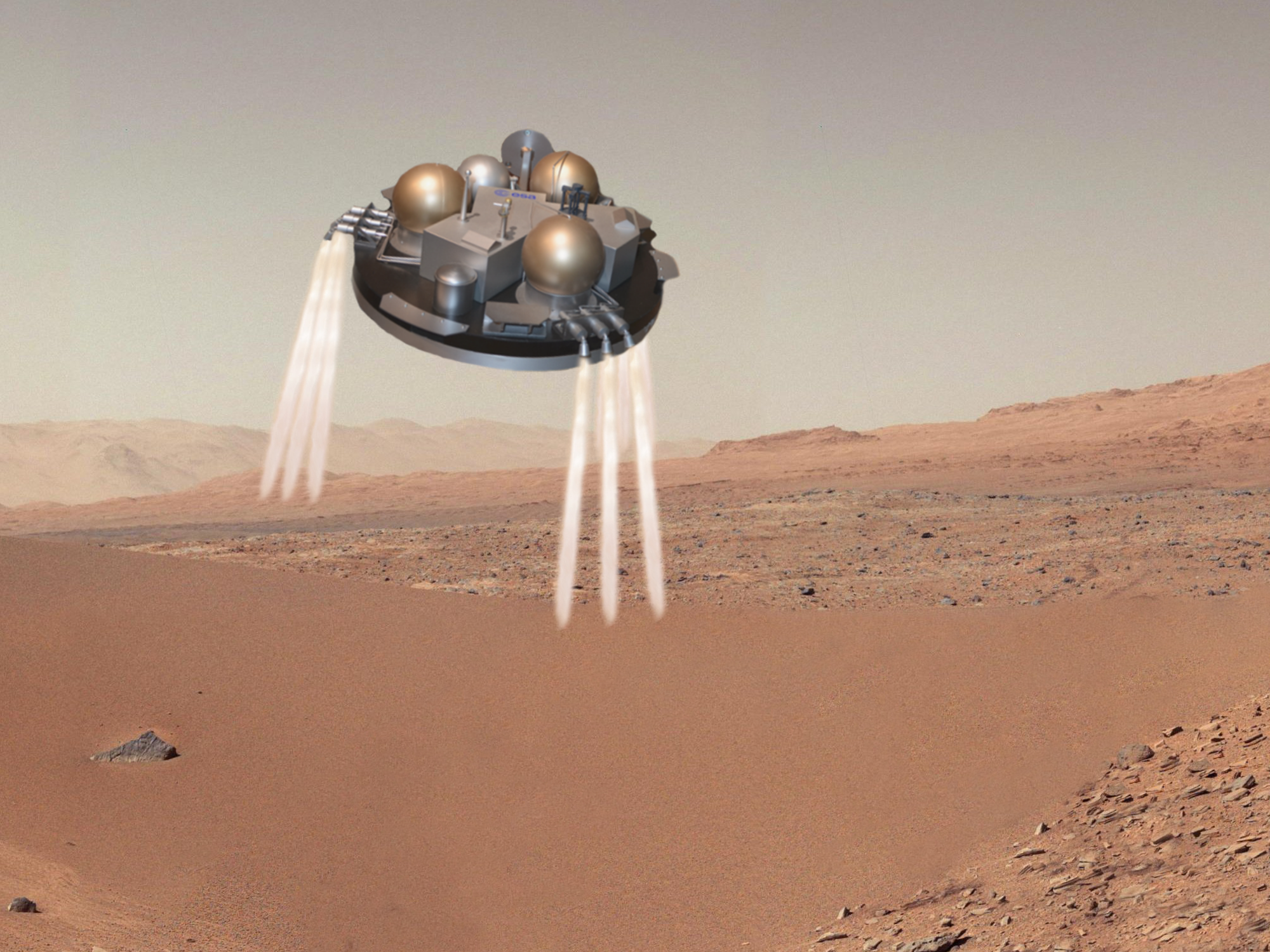 Dead Mars Lander Thought It Had Safely Landed Before It ...