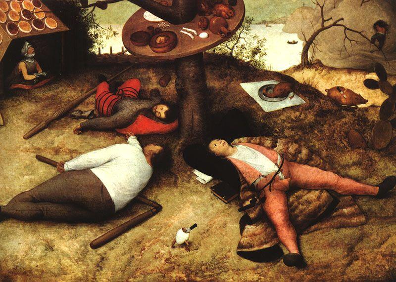 Das Schlaraffenland (Pieter Bruegel der Ältere)