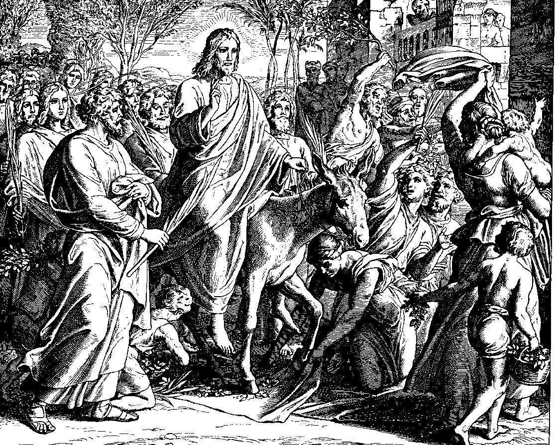 betfage nahe jerusalem