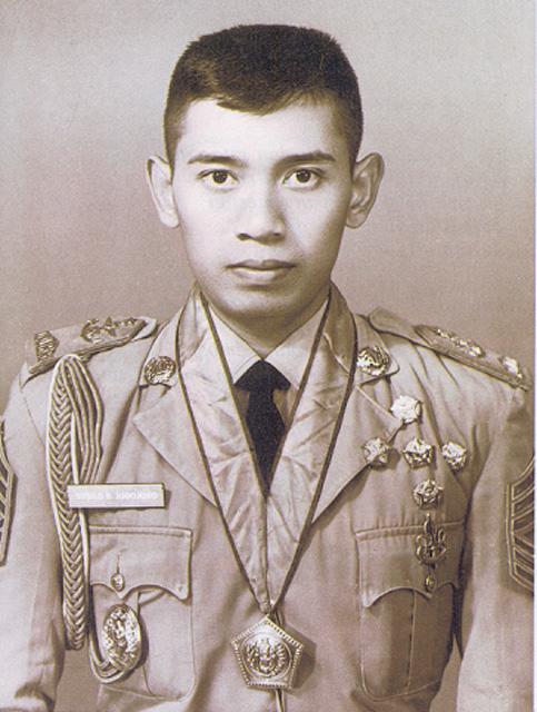 curriculum vitae susilo bambang yudhoyono