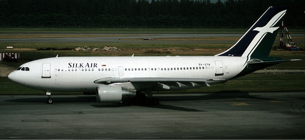 Image result for silkair a310