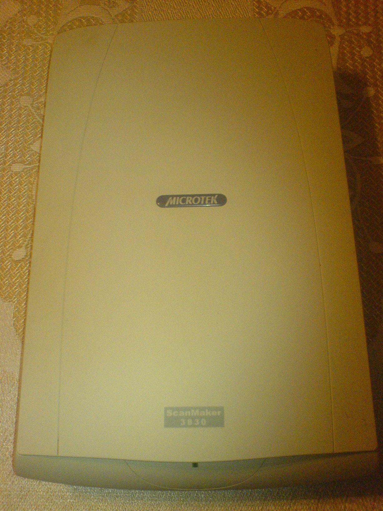 MICROTEK 3830 64BIT DRIVER DOWNLOAD