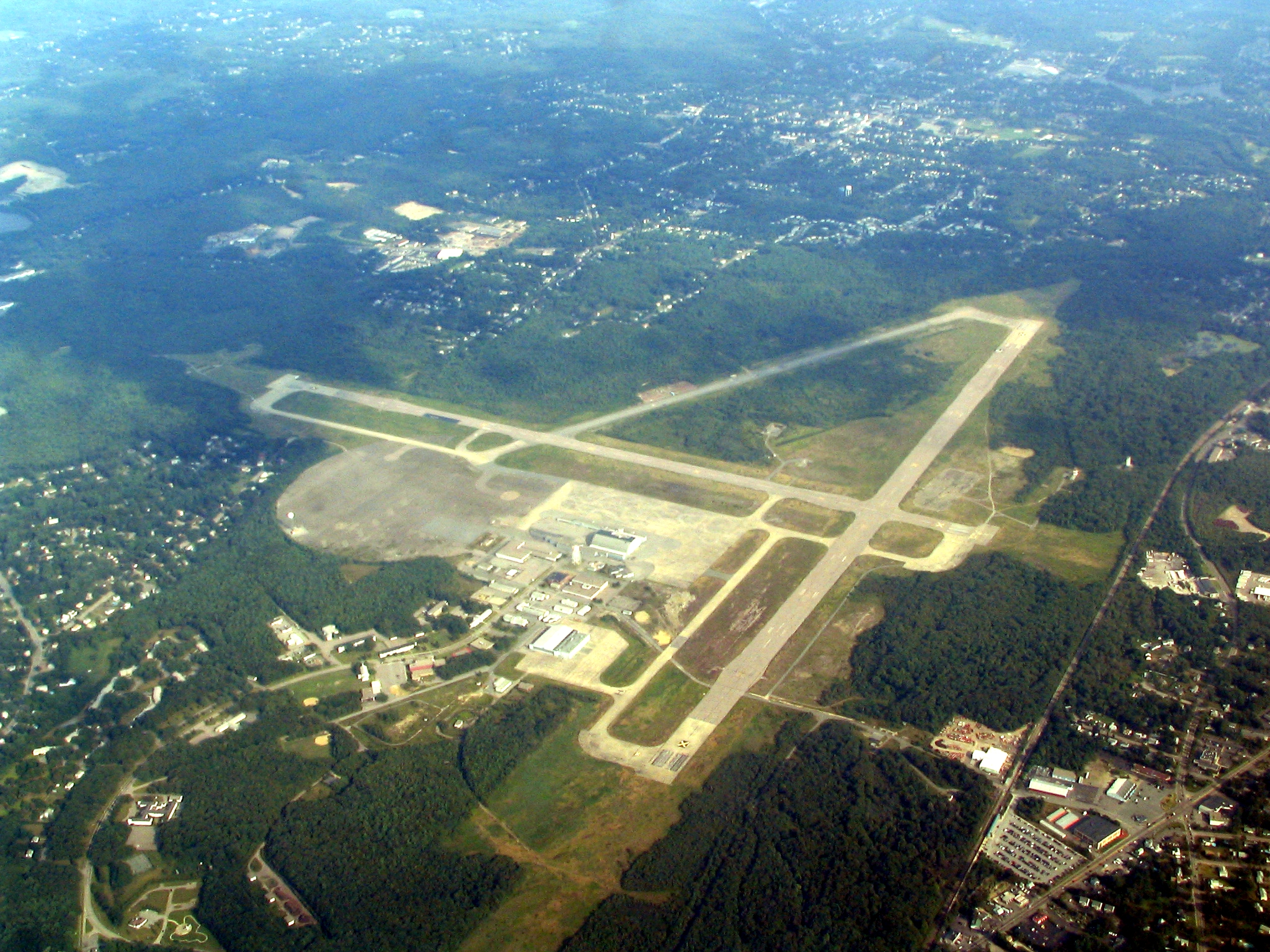 Naval Air Station South Weymouth - Wikipedia