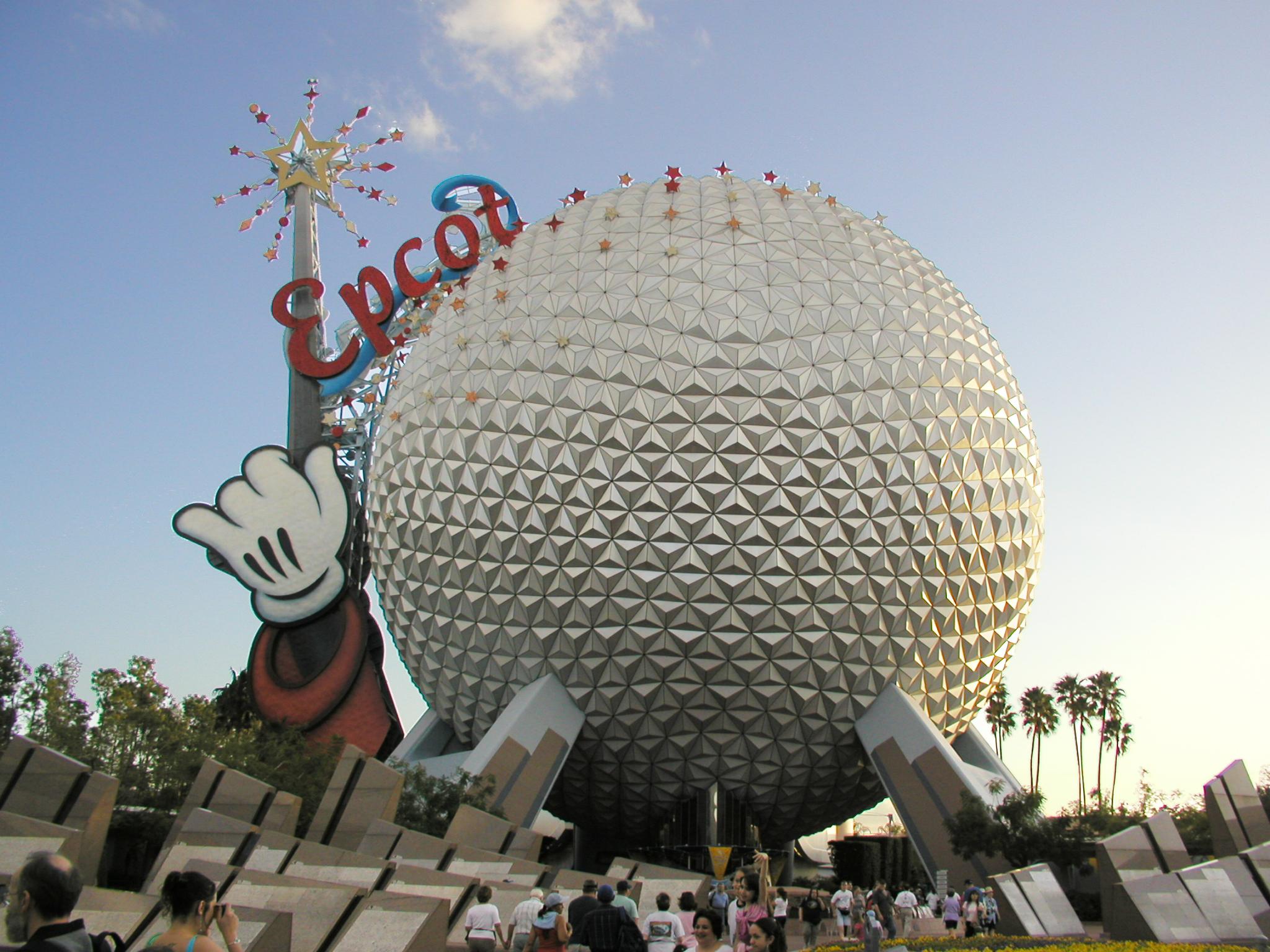 Walt Disney World Resort Spaceship_Earth