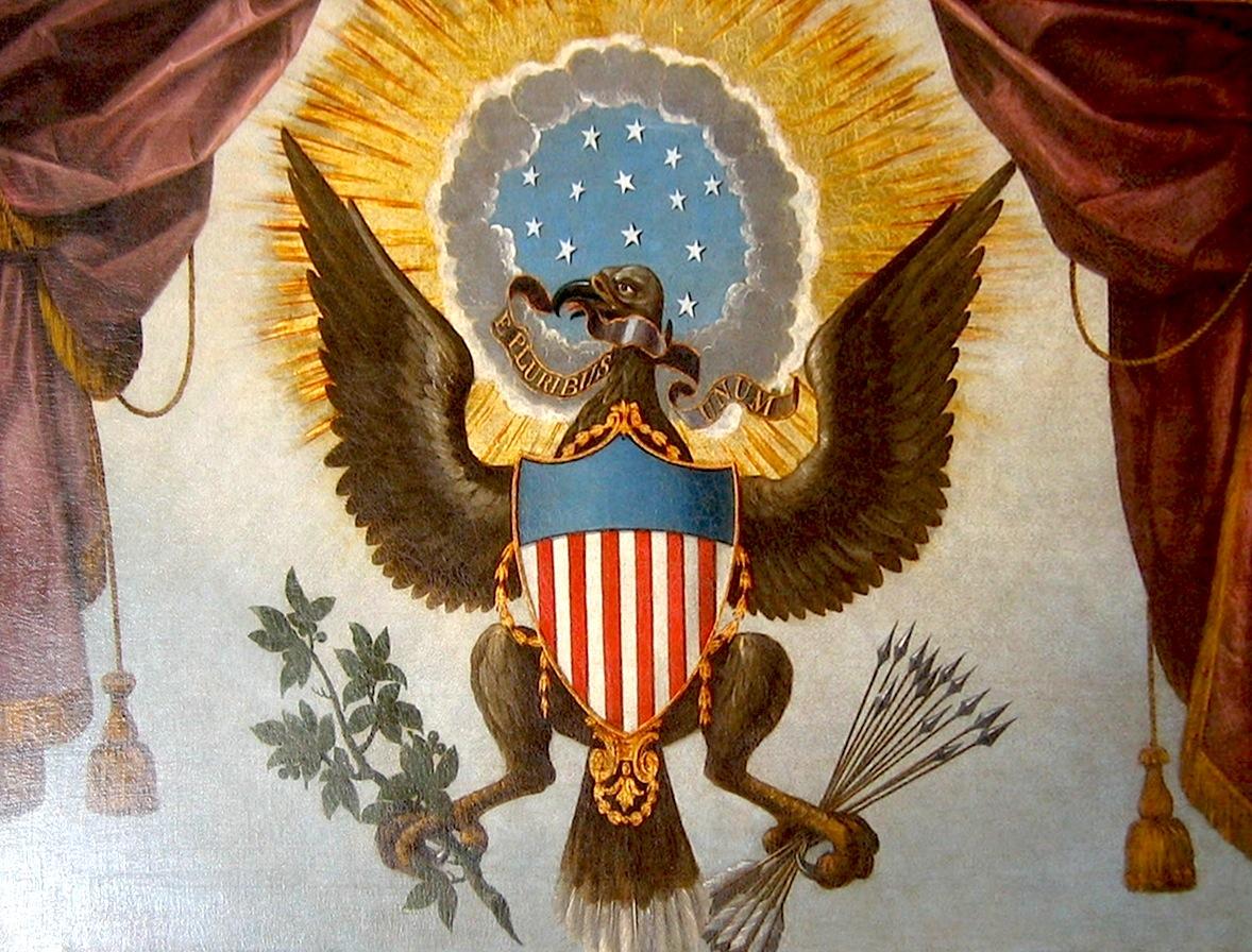 [Image: St._Paul%27s_Chapel_Great_Seal_Painting.jpg]
