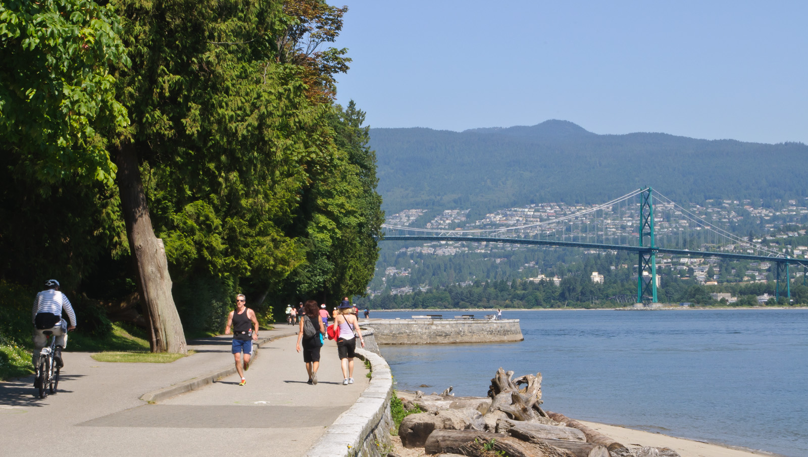 Is Vancouver On Vancouver Island