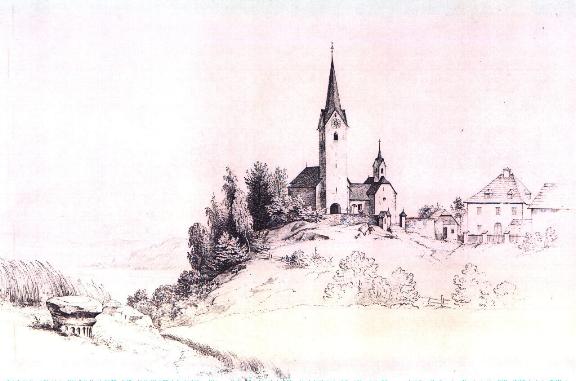 Klagenfurt, Pfalzkirche von Karnburg
