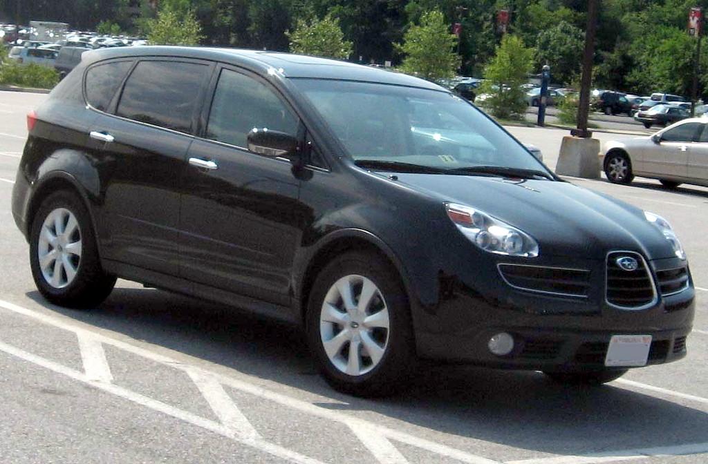 File Subaru B9 Tribeca Jpg Wikimedia Commons