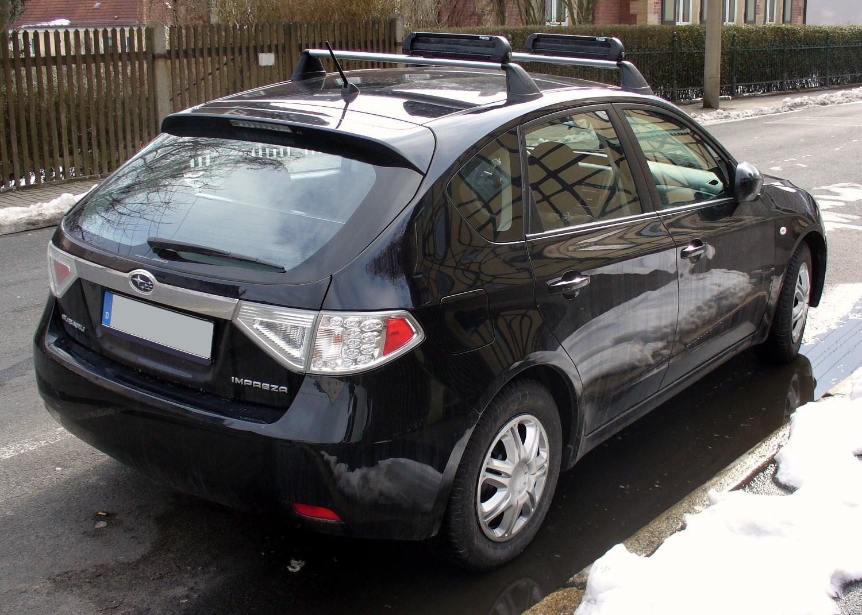 File Subaru Impreza Black Heck Jpg Wikimedia Commons