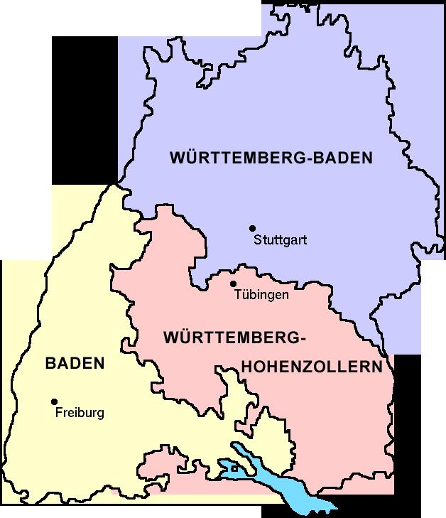 W rttemberg baden wikiwand - Mobelhauser baden wurttemberg ...