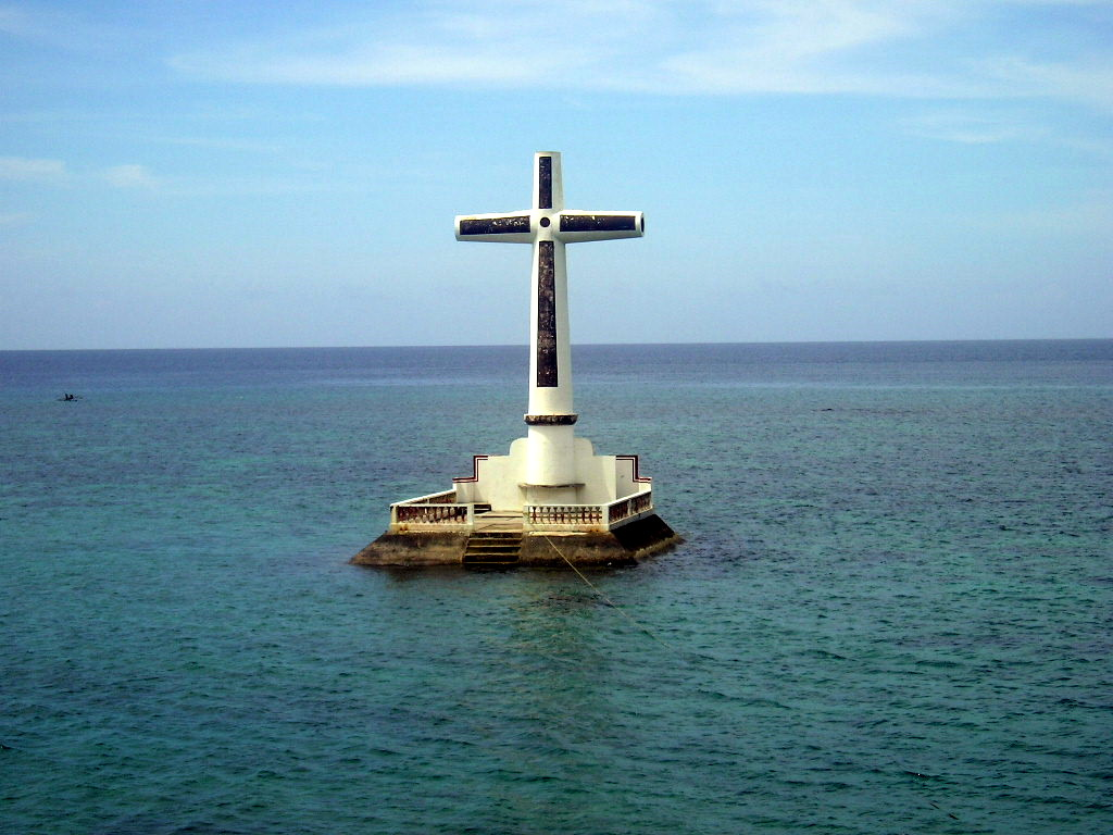 By Shubert Ciencia from Nueva Ecija, Philippines (Sunken Cemetery (Catarman, Camiguin)) [CC BY 2.0 (http://creativecommons.org/licenses/by/2.0)], via Wikimedia Commons
