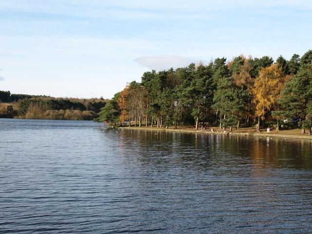 Swinsty Reservoir - geograph.org.uk - 1050194