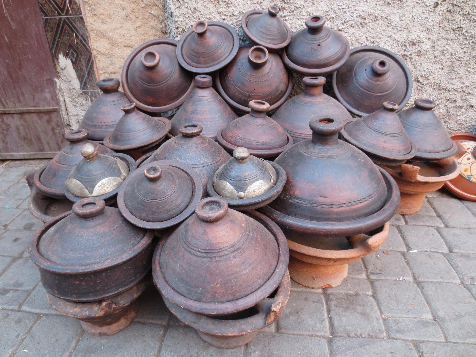 tajine - μαροκινά σκεύη