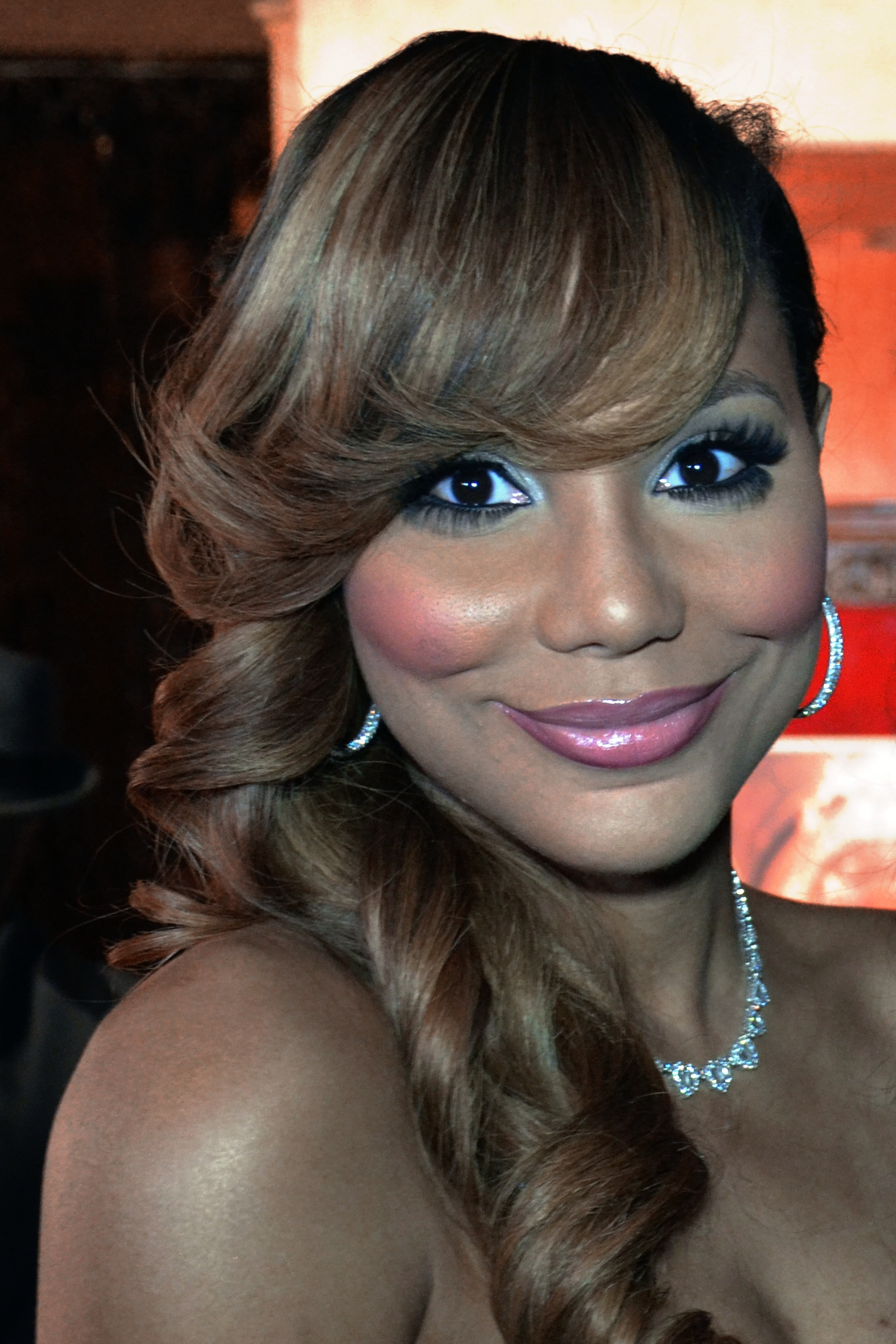 The 41-year old daughter of father Michael Braxton and mother Evelyn Braxton Tamar Braxton in 2018 photo. Tamar Braxton earned a  million dollar salary - leaving the net worth at 6 million in 2018