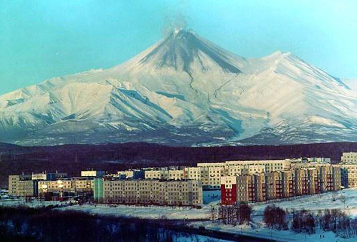 カムチャツカの火山群の画像 p1_17