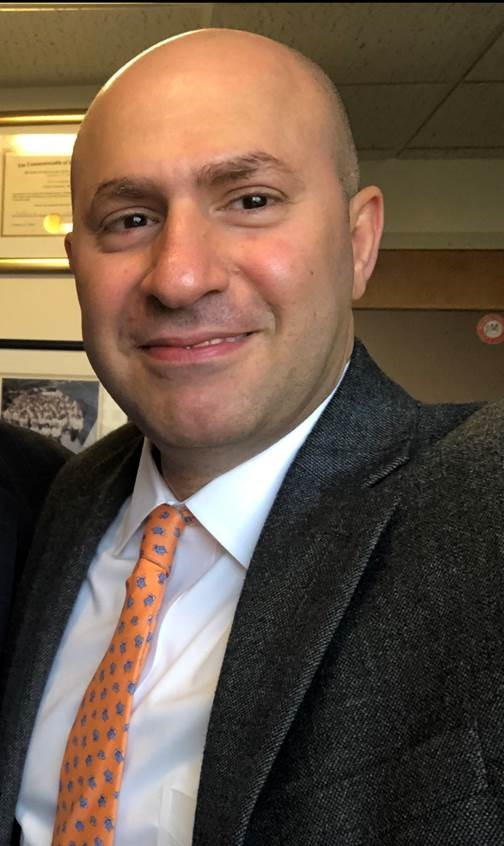 Prof. Toni Choueiri