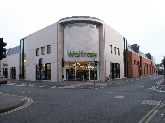 File town centre retail - Waitrose head office telephone number ...