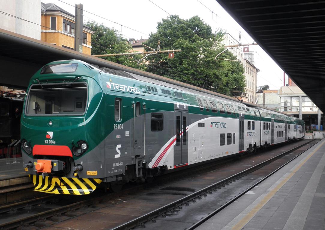 Line s11 milan suburban railway service wikipedia - Trenord porta garibaldi ...