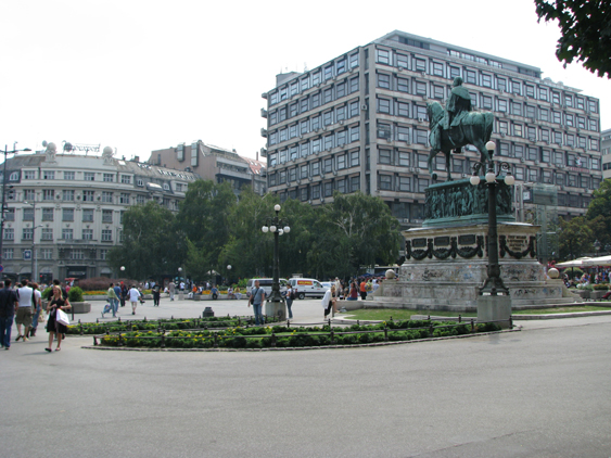 Republic Square, Belgrade