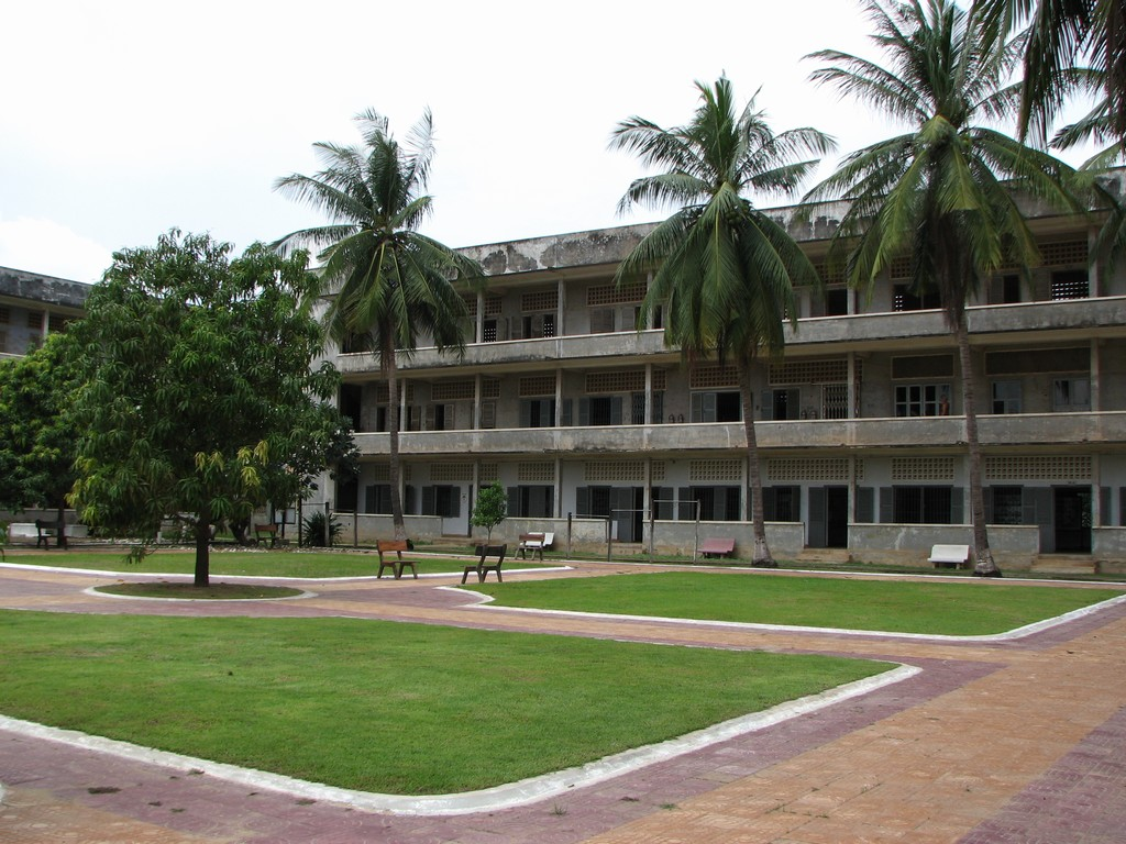 Tuol Sleng Genocide Museum - Wikipedia