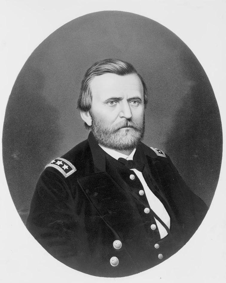 LtGen. Ulysses S. Grant, 1866