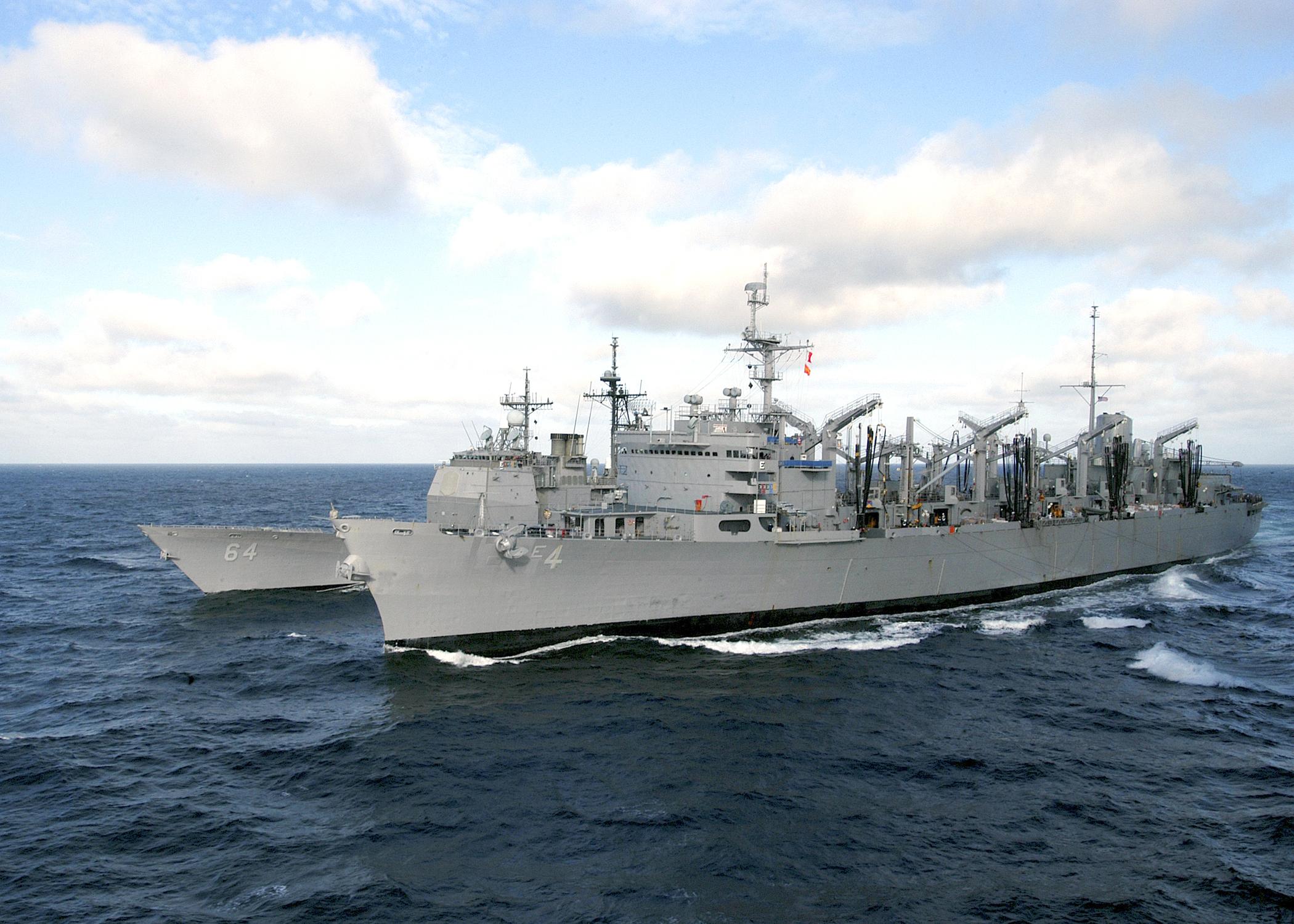 File:US Navy 040701-N-5952R-009 he guided missile cruiser ... Navy Cruiser Ships