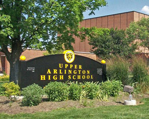 Upper Arlington High School Public, coeducational high school in Upper Arlington, Ohio, United States