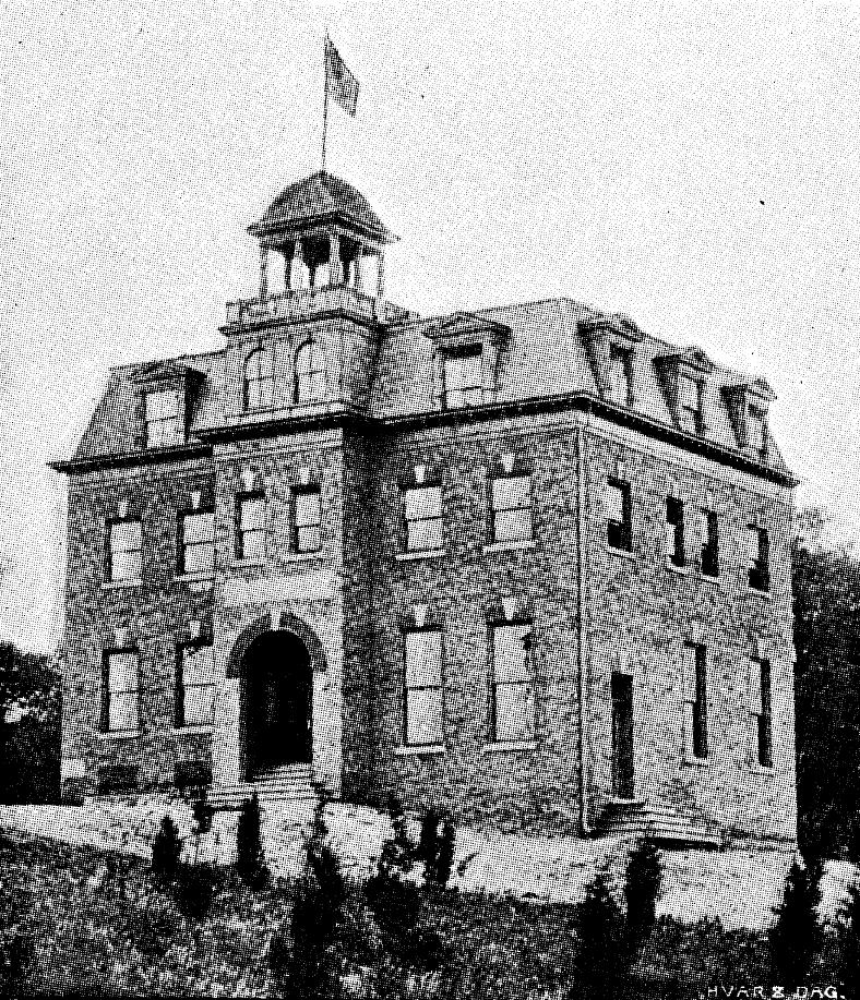 image of Upsala College