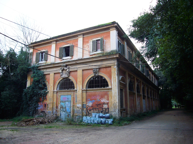Villa Veschi Via Francesco Scaduto Roma