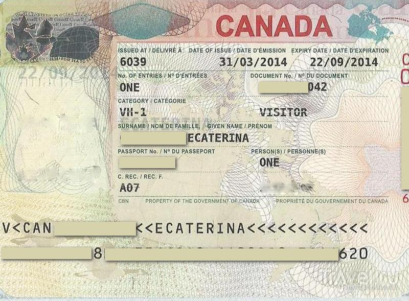 How To Do The Travel History For Visitor Canada Visa