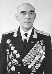 Soviet air commander during World War II